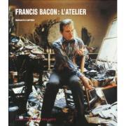 francis Bacon l'atelier