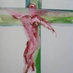 art,peinture,image,petit format,photographie,corps,nu,crucifixion,martyrs,érotisme,indigné