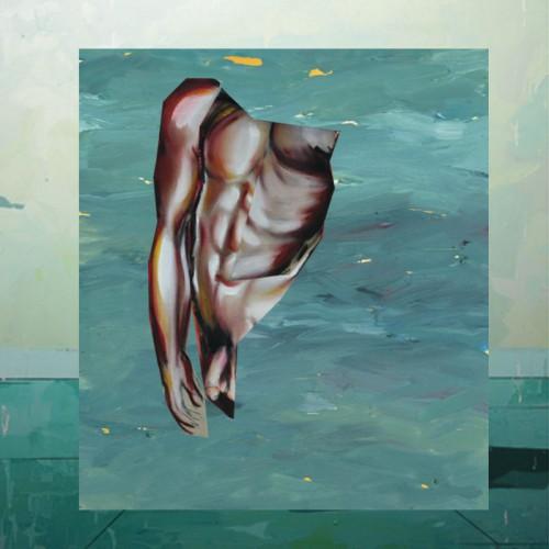 art,peinture,image,corps,nu, baigneur,collage