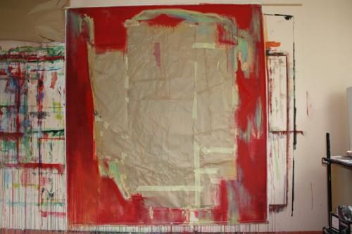art,contemporain,peinture,image,collage,corps,nu,